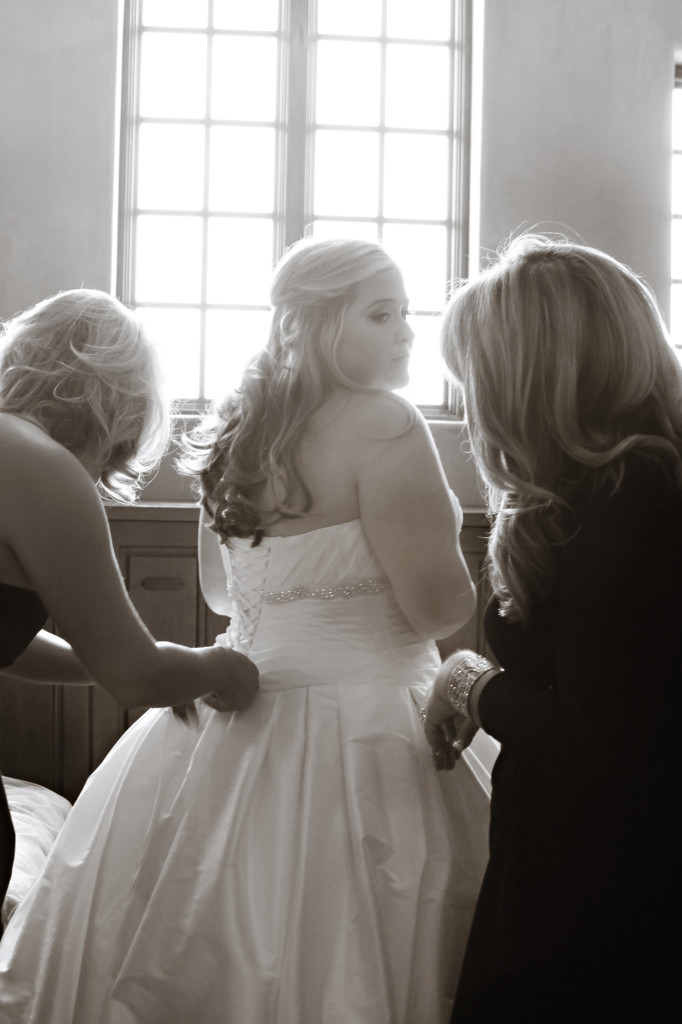 Getting Ready<br />Portraits by Heather Rice Photography